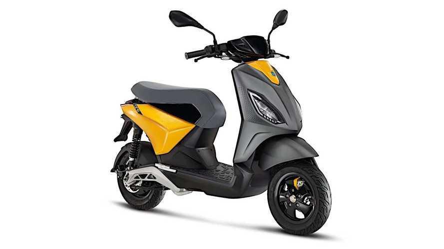 Scooter elétrico One é revelado com visual inspirado na Vespa