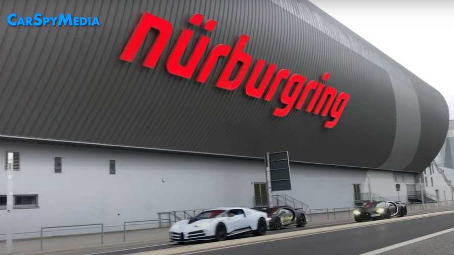 Bugatti 6,000+ HP Nürburgring Test Is The Perfect Day