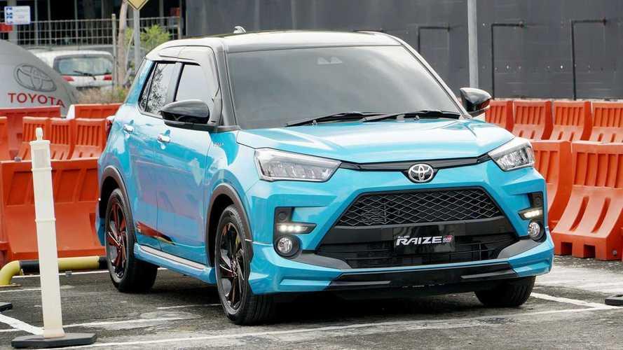 Toyota Raize Resmi Meluncur, Tersedia Versi GR Sport
