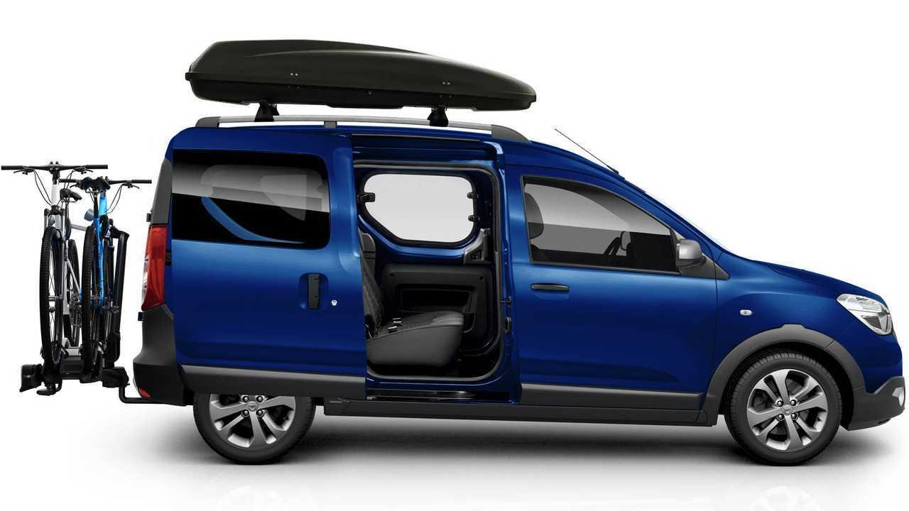 Dacia Dokker camper de Camperiz