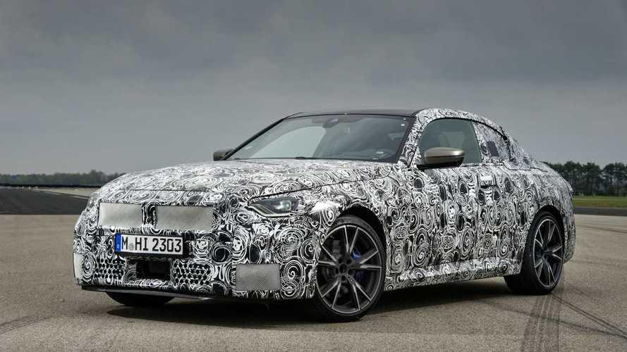 Новое купе BMW 2-й серии дебютирует в Гудвуде