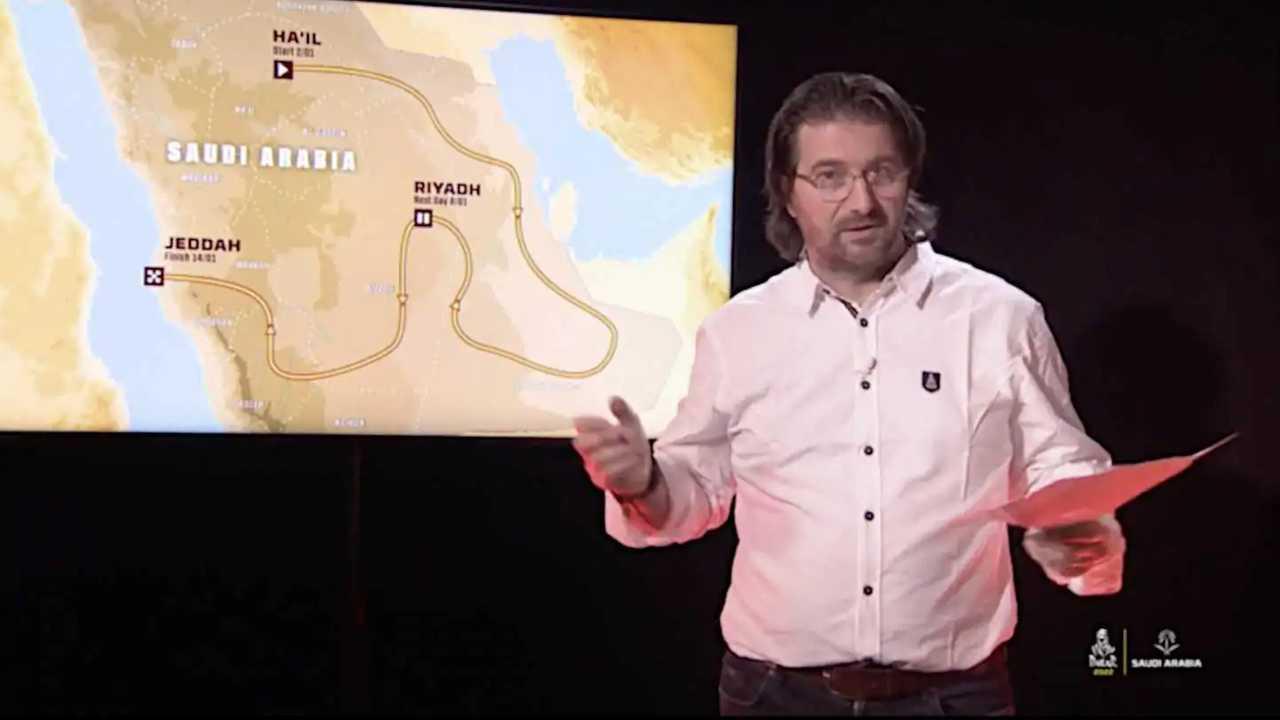 2022 Dakar Rally Route Presentation