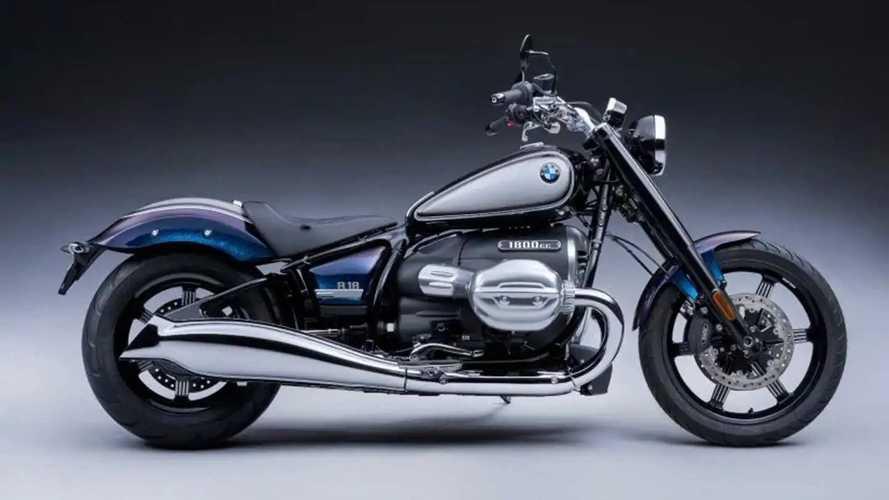 BMW R 18: Option 719 Accessories