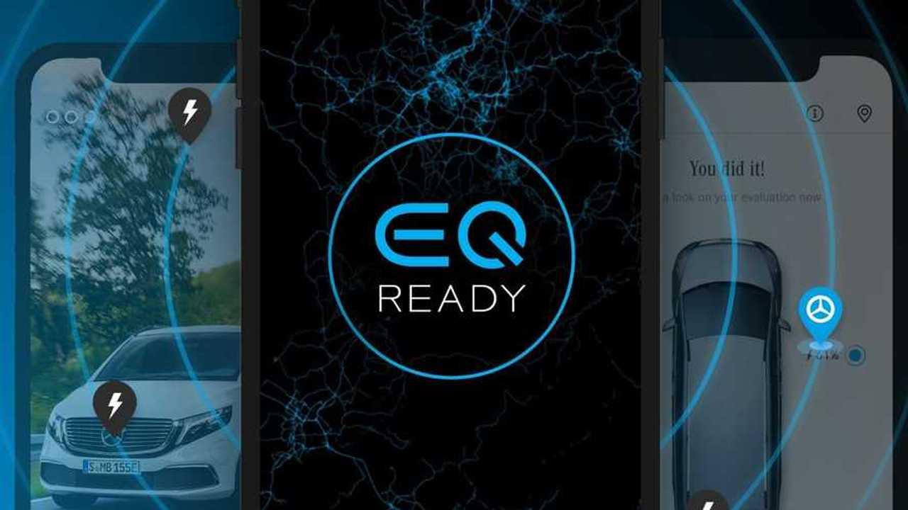Mercedes EQV, eVito ed eSprinter