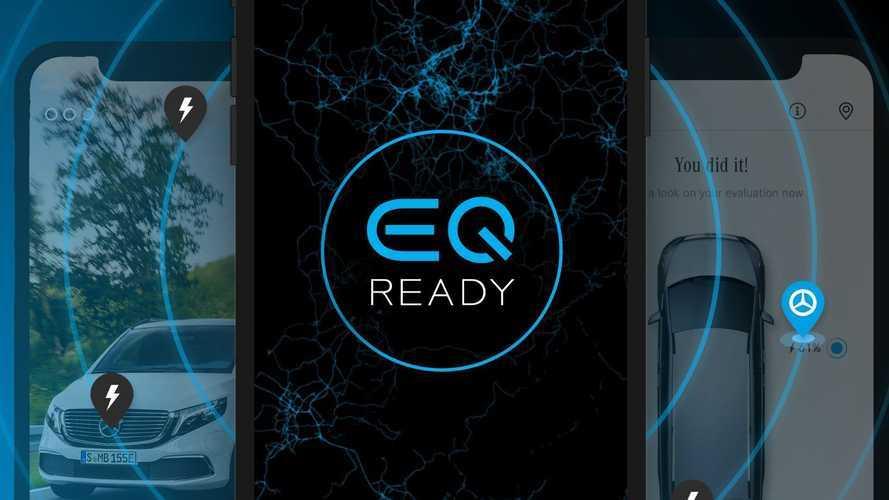 Mercedes, tre app per scegliere il van elettrico