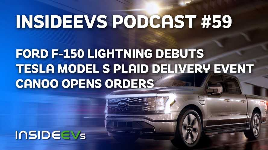 Ford F-150 Lightning Debuts, Tesla Model S Plaid Event Coming
