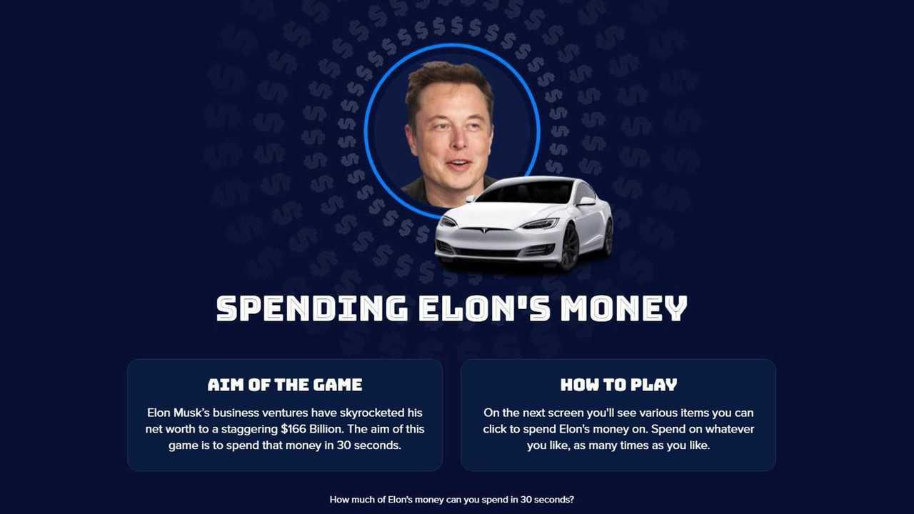 spending elons money