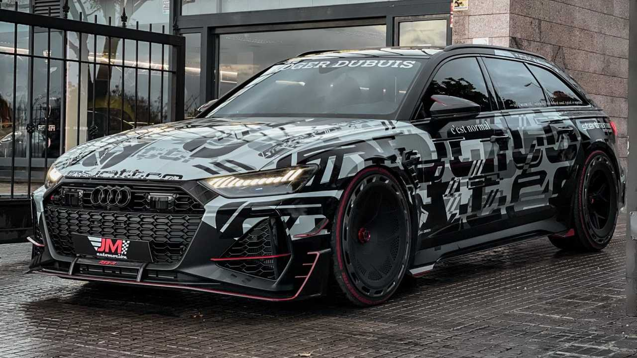 Audi RS6-R ABT 'Leon'