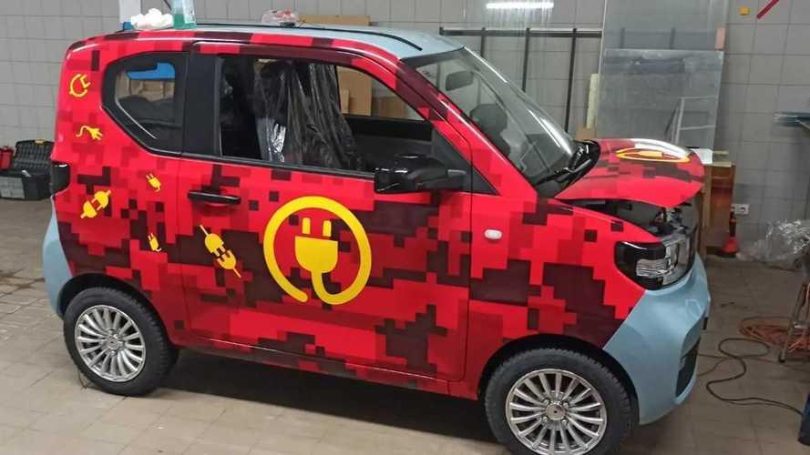 FreZe Nikrob amène la Wuling Hongguang Mini EV en Europe pour €9,999