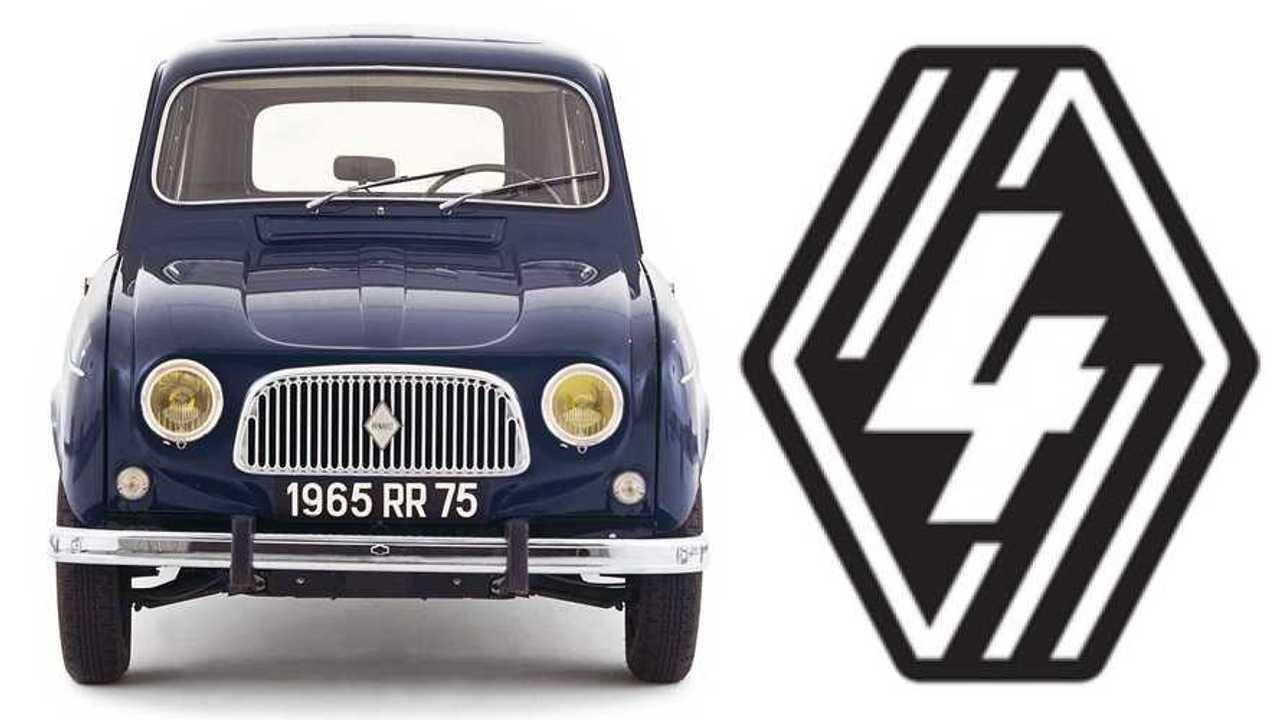 Nuova Renault 4 e Renault 5, i marchi registrati