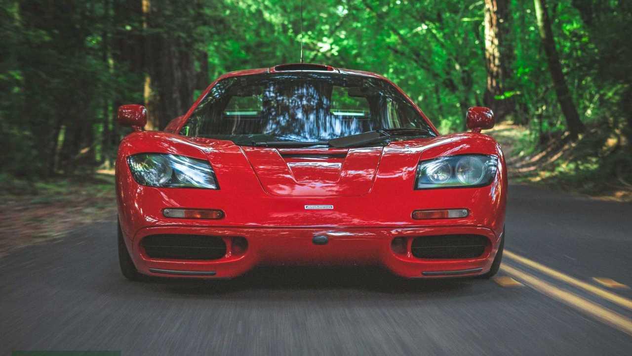 1995 McLaren F1 à vendre (extérieur)
