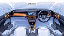 Skoda Kushaq (2021): Kleines SUV für Indien (Update)
