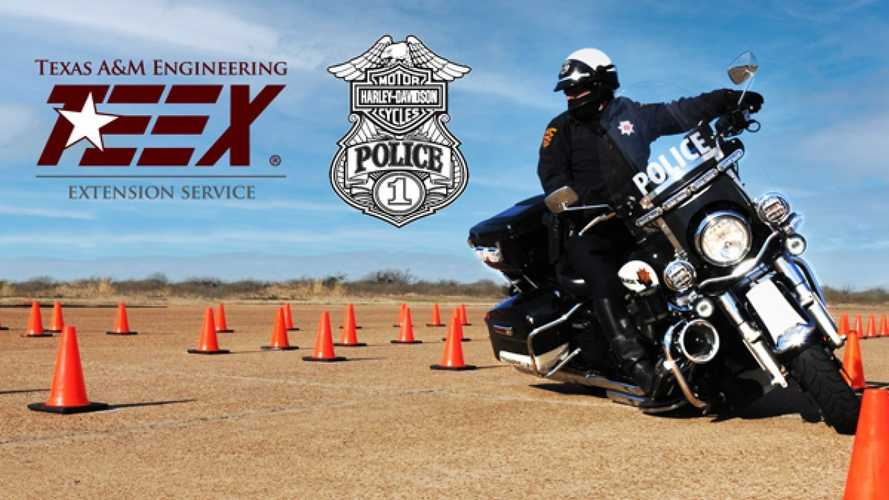 Harley-Davidson And TEEX Team Up For Motorcycle Training Courses
