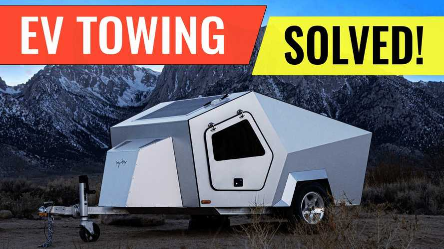 Check Out The World's First EV-Friendly Camper