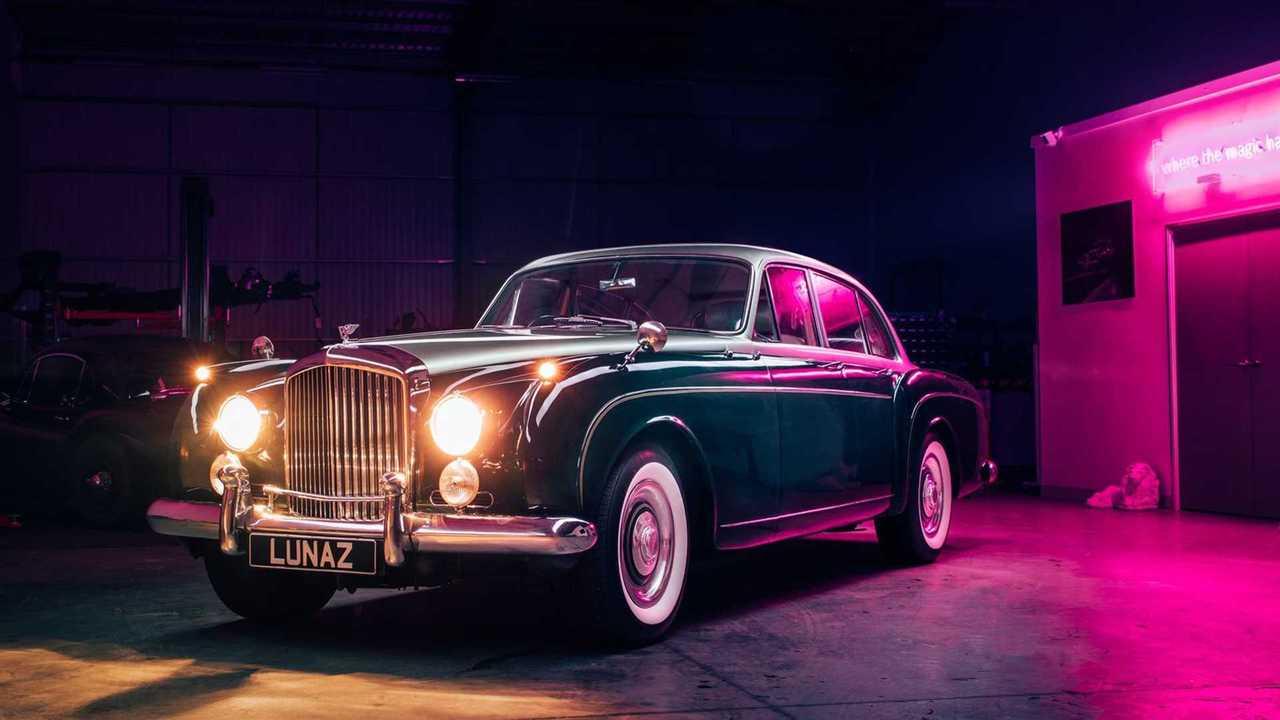 Bentley EV Lunaz