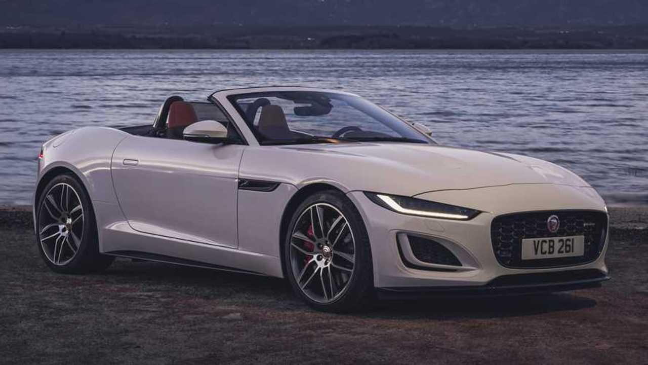 2022 jaguar f-type update