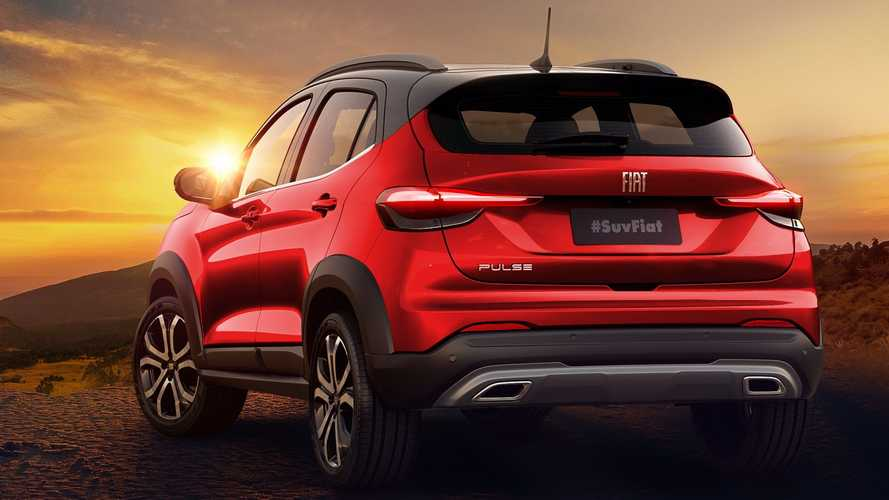 New Fiat small crossover
