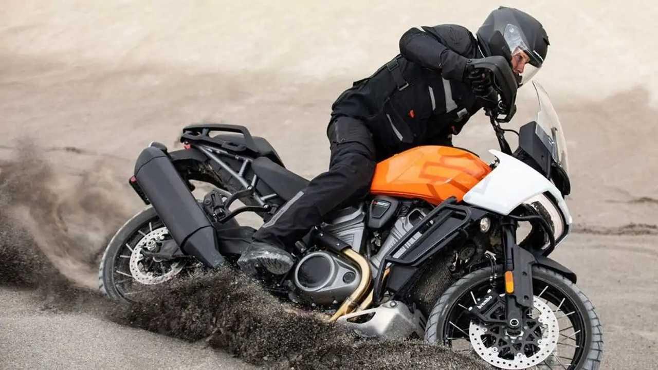 Harley-Davidson X Rev'It! Pan America Adventure Touring Gear - Main