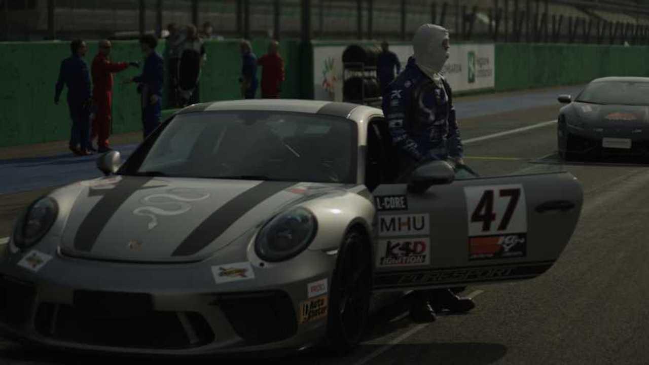 Le auto del video