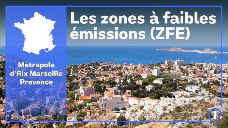 ZFE Marseille - Son périmètre, son entrée en vigueur, les sanctions...