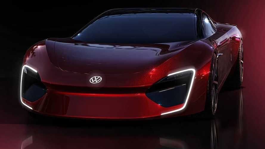 Could The VW ID Family Include A Supercar? This Designer Thinks So