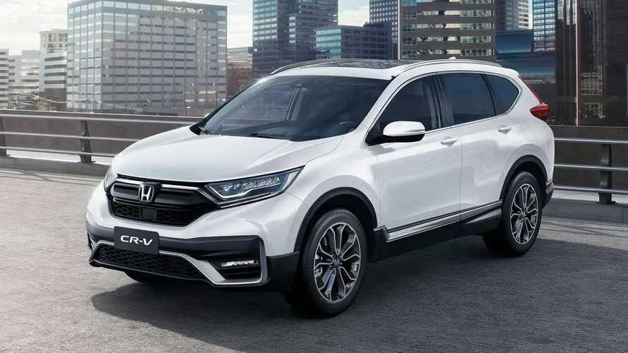 Honda CR-V 2021 (BR)