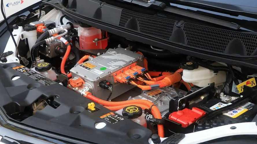 Chevrolet Bolt - viatura PM Espirito Santo