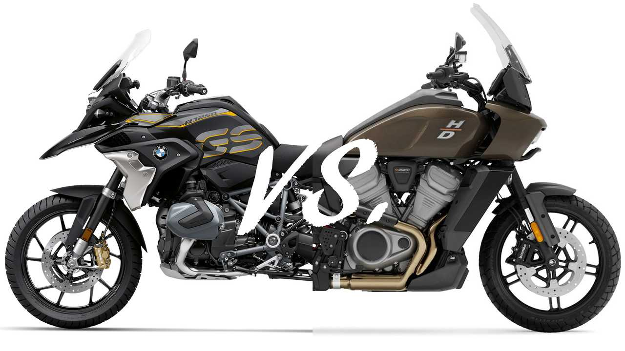 Spec Showdown: Pan America 1250 vs. BMW R 1250 GS - Main