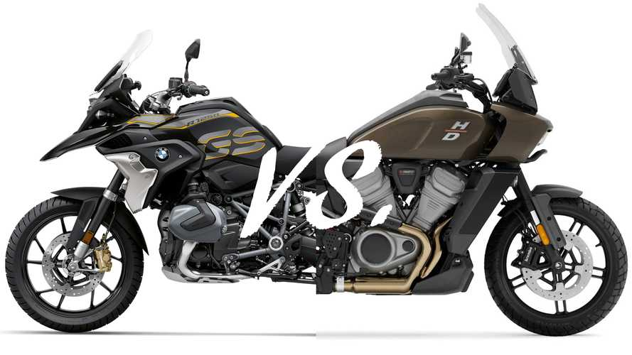 Spec Showdown: BMW R 1250 GS Vs. Harley-Davidson Pan America