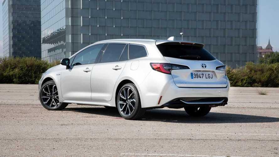 Prueba Toyota Corolla Touring Sports 180H Advance: éxito lógico