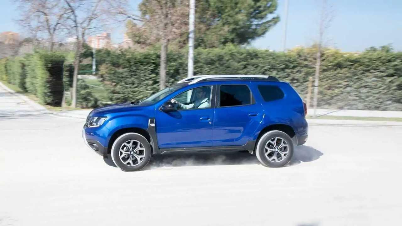 Prueba Dacia Duster bifuel GLP