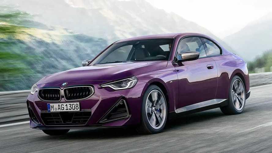 BMW Serie 2 Coupé (2021)