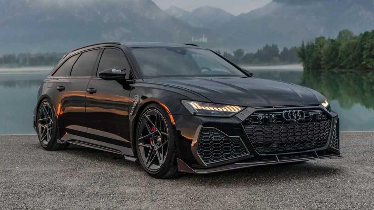ABT Audi RS 6 Avant Johann Abt Signature Edition