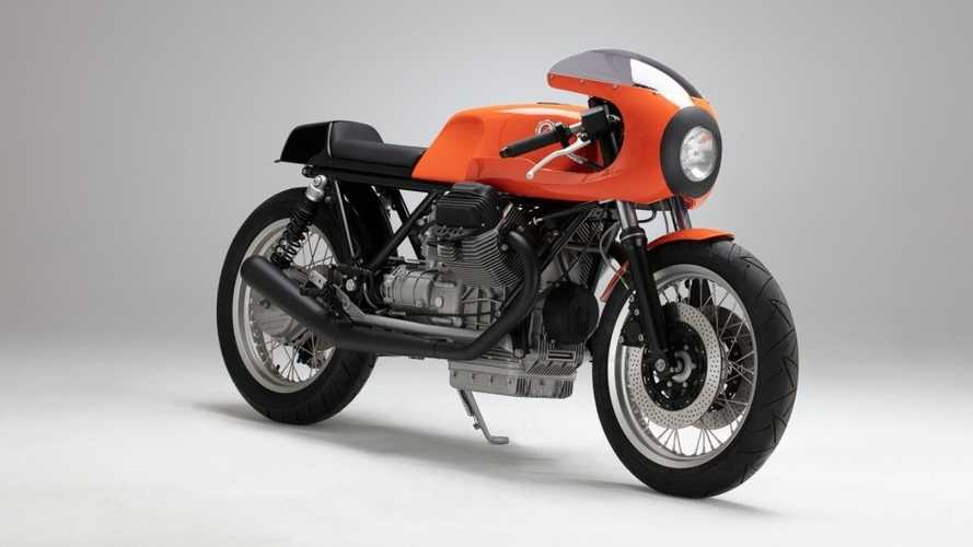This Custom Moto Guzzi 850 Le Mans Is A Sight To Behold