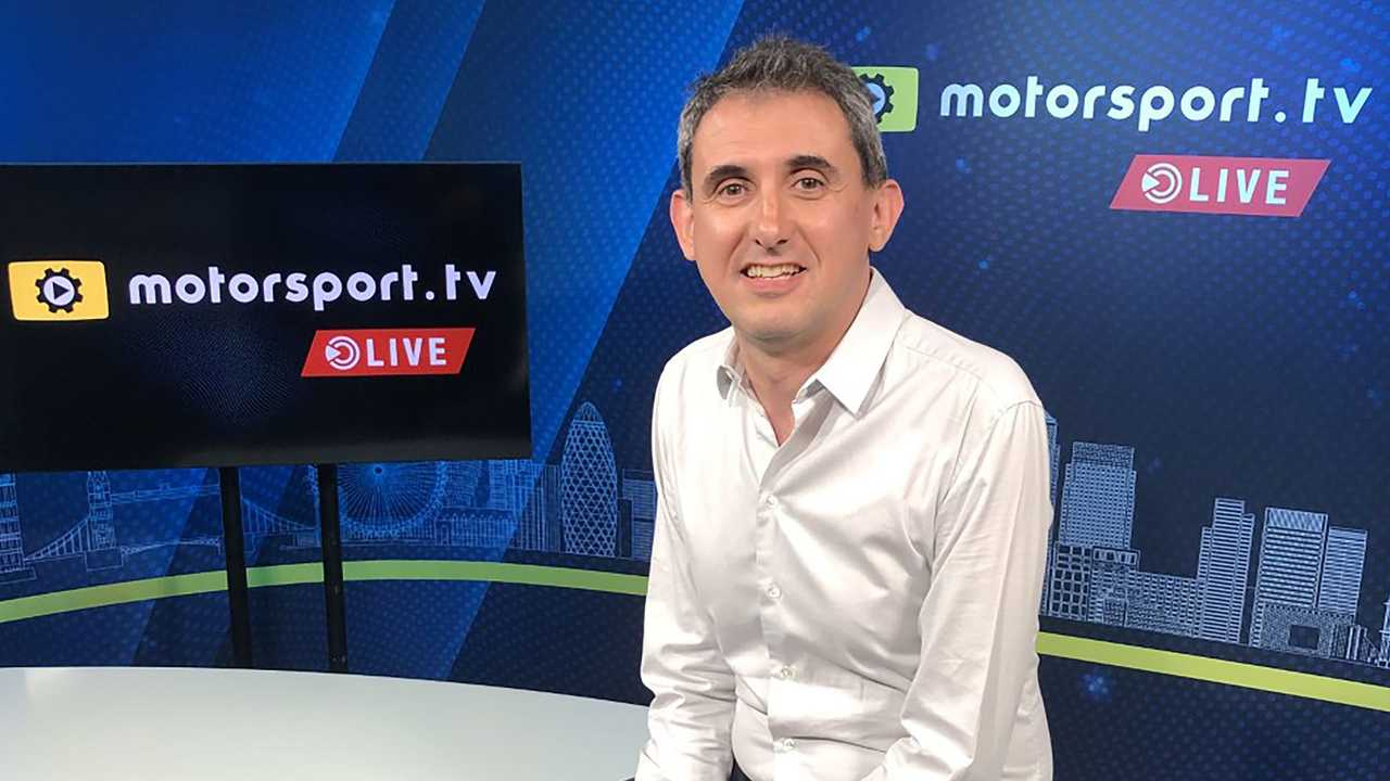 Motorsport Network announces Simon Danker as new CEO of Motorsport.tv