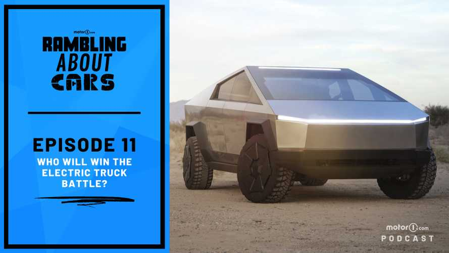 EV Pickups And Their Place In Truck Culture: Rambling About Cars #11