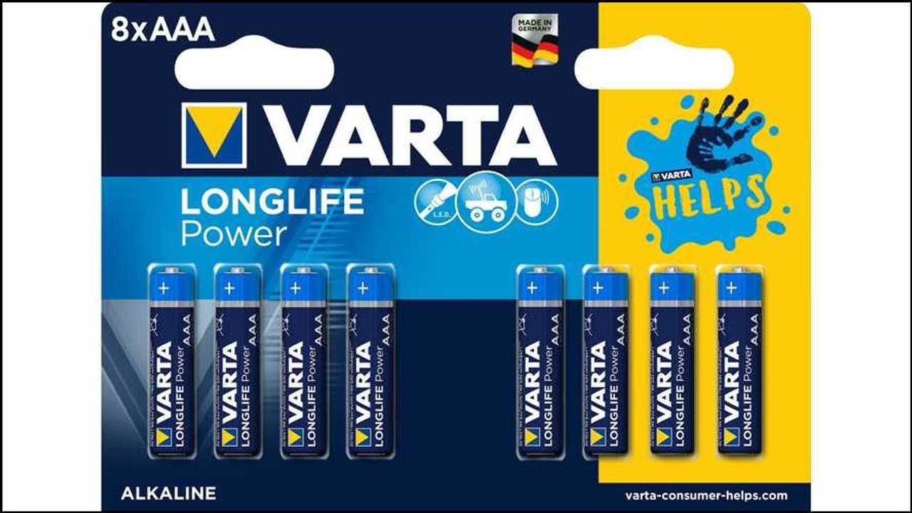 Varta will künftig nicht mehr nur kleine Akkus für Consumer-Produkte, sondern auch Zellen für die Autoindustrie fertigen