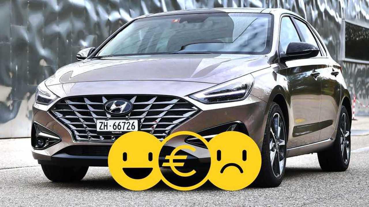Hyundai i30 promo marzo 2021