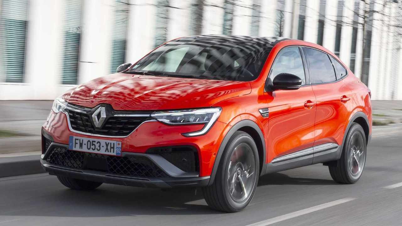 Renault Arkana (2021): Das kostet das neue Coupé-SUV