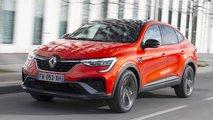 Renault Arkana (2021): Preise und Motoren des Coupé-SUV (Update)