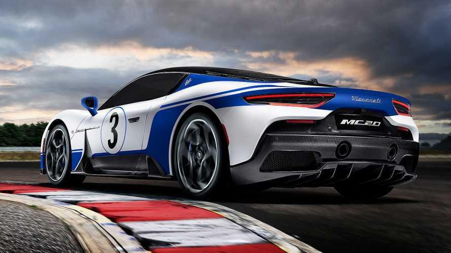 Corsi di guida Maserati 2021, c'è anche la nuovissima MC20