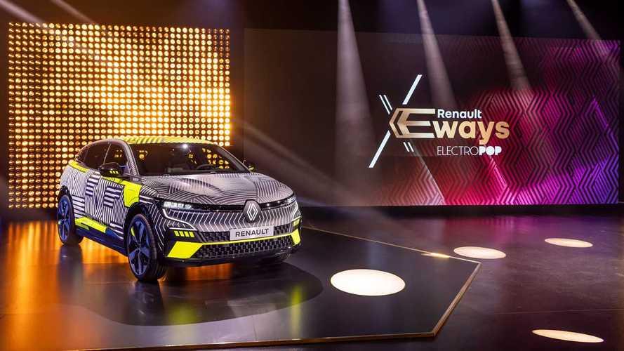 Renault eWays Electropop
