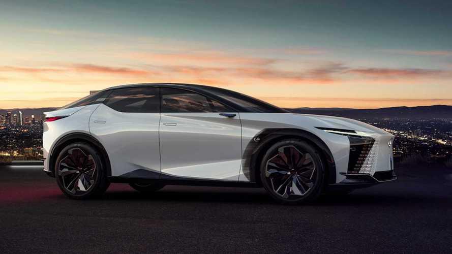 Lexus LF-Z Electrified ile bu marka da elektrikleniyor