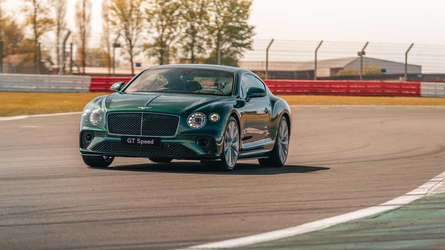 Bentley Continental GT Speed 2022 - First Drive