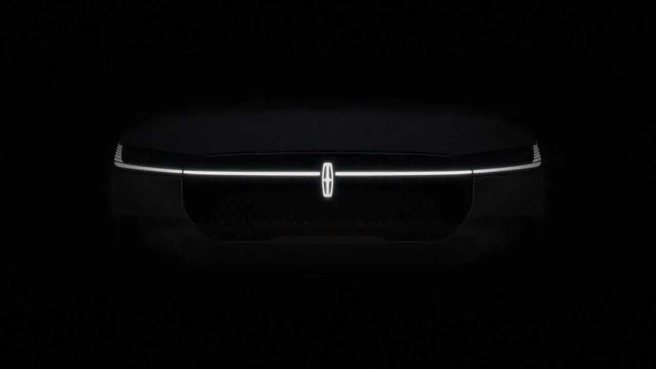 Lincoln - primeiro veículo elétrico (teaser)