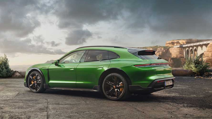 Porsche Is Overwhelmed By 'Huge' Taycan Demand