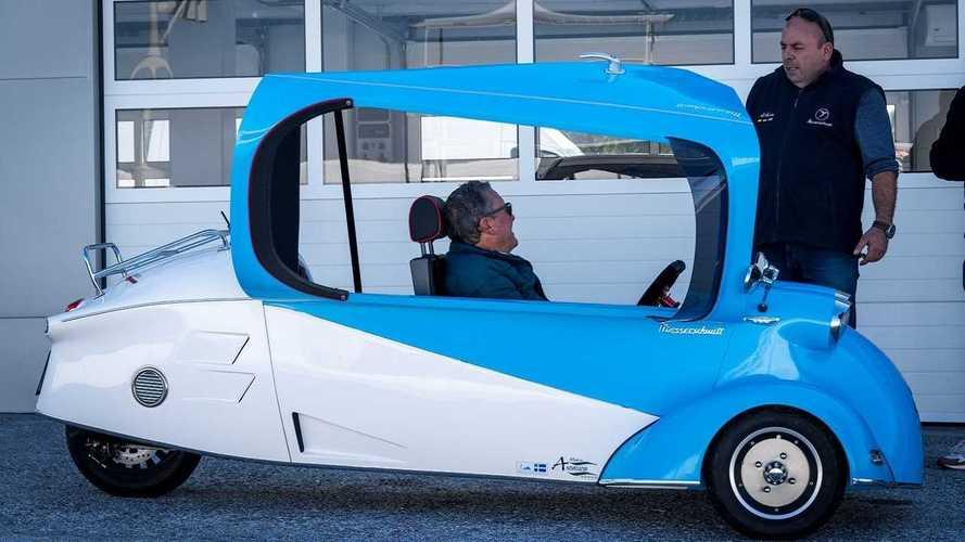 Messerschmitt в новом прочтении теперь питается чистым электричеством
