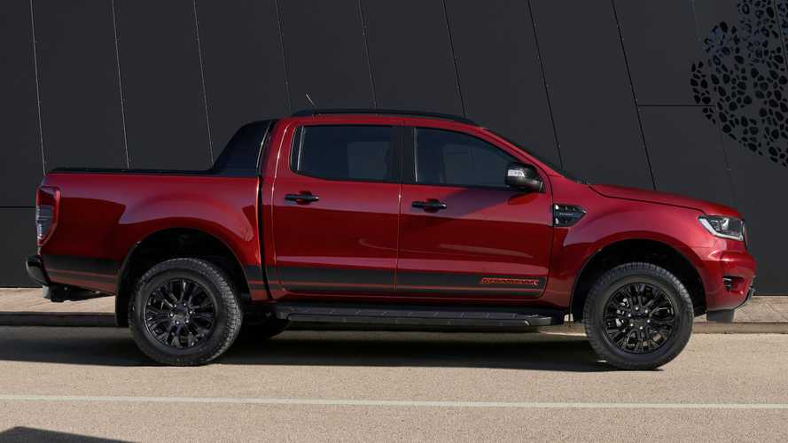 Ford Ranger Stormtrak and Wolftrak special editions