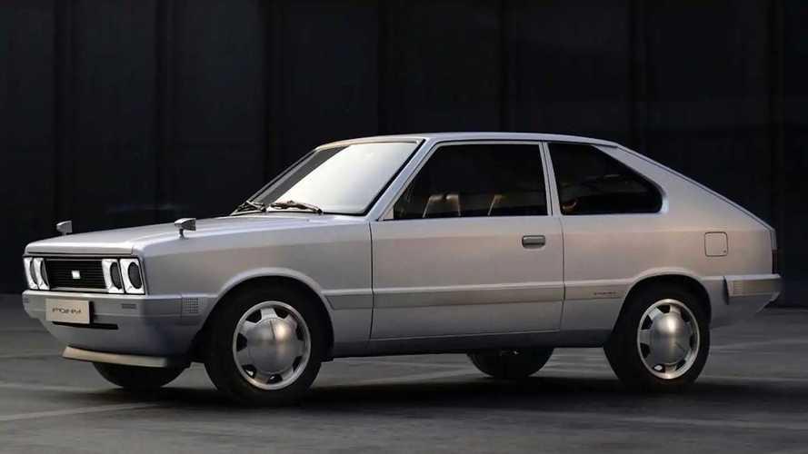 Hyundai Pony EV Restoration