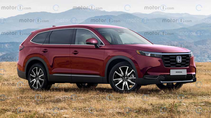 2023 Honda CR-V: Here's What It Could Look Like